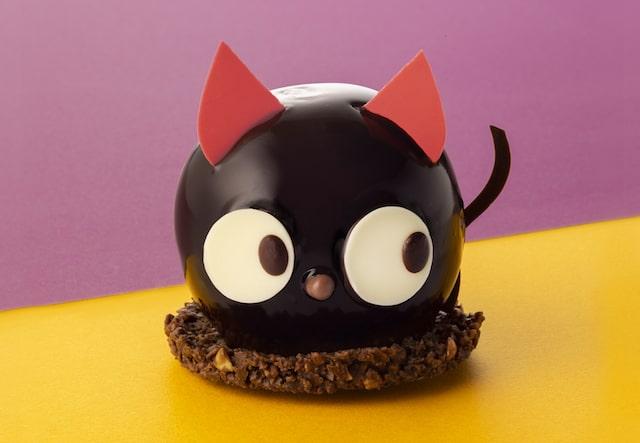 黒猫ショコラの商品拡大イメージ by 銀のぶどう