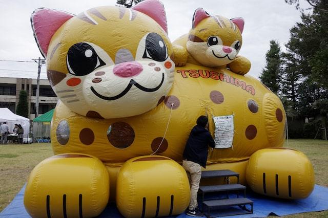 人気のヤマネコ祭り by 吉祥寺ねこ祭り