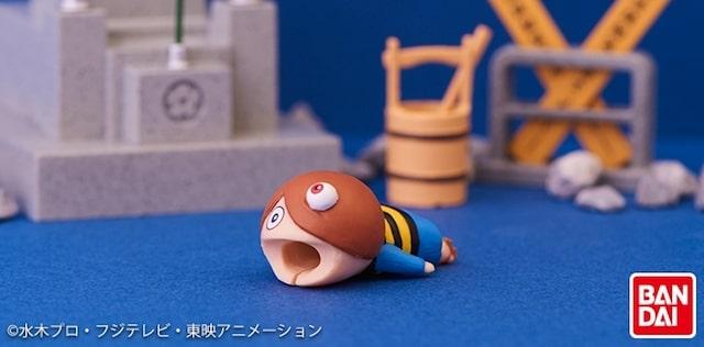 鬼太郎のケーブルアクセサリー by CABLE BITE ゆる~いゲゲゲの鬼太郎
