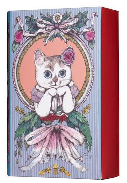 ヒグチユウコ クリスマス限定BOX(RED)のパッケージイメージ