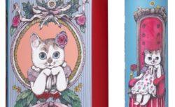 可愛い猫デザイン♪ ヒグチユウコ×資生堂のクリスマスギフトBOXが数量限定で発売