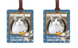 貫禄のあるネコ写真で応募するニャ!ダヤンのわちふぃーるどが猫会議の議長を募集中