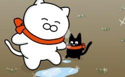 ネコが日本の美しい季節を穏やかに解説してくれる新書「いやしの七十二ャ候」