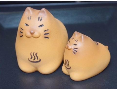 迷菓 温泉猫まんじう