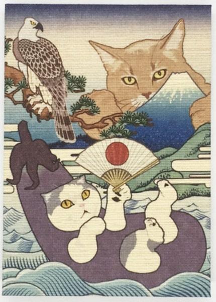 御朱印帳 by 実録猫