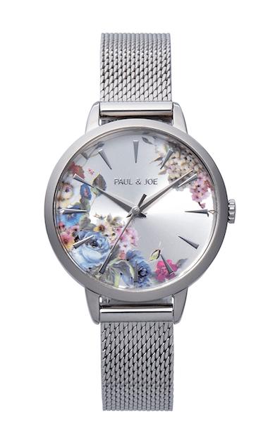 腕時計 GYPSY BOUQUET(ジプシーブーケ)シルバーカラー