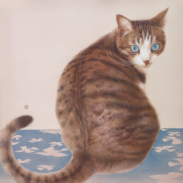 猫の絵画作品 by チン・ぺイイ(陳 珮怡)