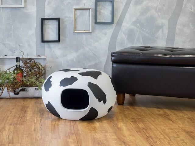 キャットハウス「猫かまくら mowmow」の商品単体イメージ