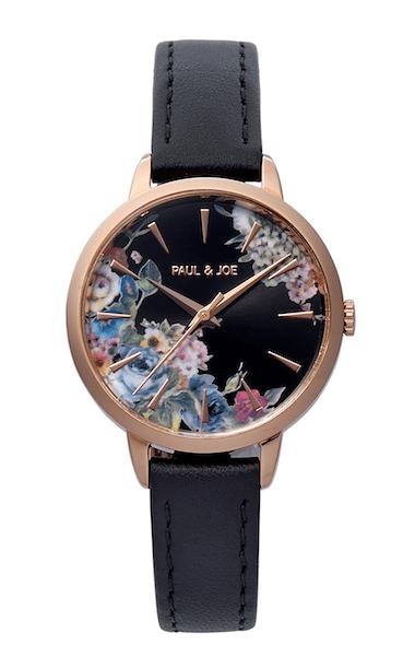 腕時計 GYPSY BOUQUET(ジプシーブーケ)ブラックカラー