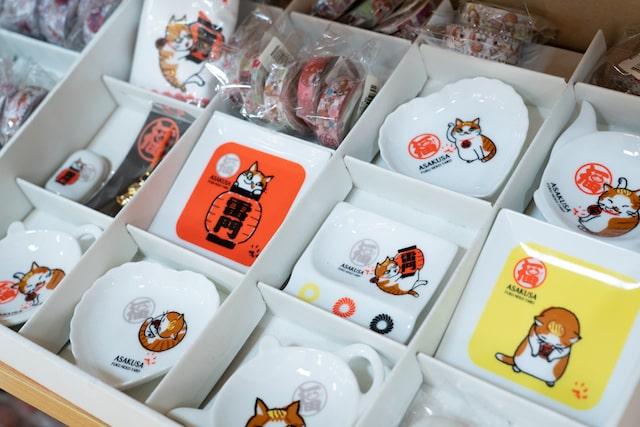 猫グッズの展示即売イベント「福ねこぐらし」の会場イメージ5
