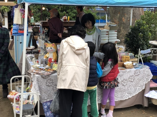 猫雑貨専門店「petit necol(プチネコル)」が逗子コミュニティパークに出店