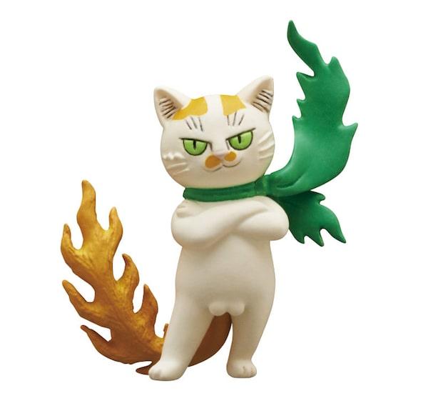 猫の妖怪「トン」 by ばけねこぞろぞろ 其の2