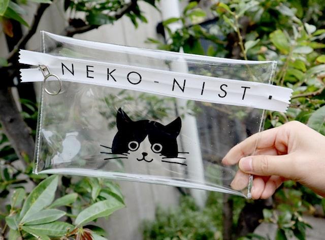 オリジナルクリアポーチ by NEKO-NIST