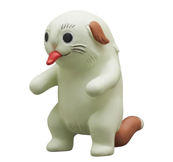 猫の妖怪「もたねこ(親)」 by ばけねこぞろぞろ 其の2