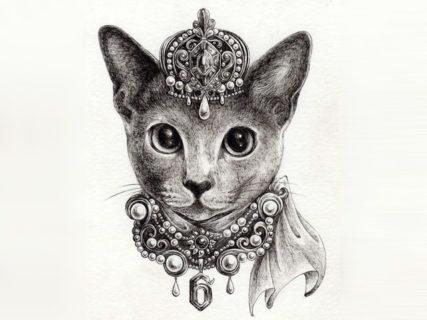 佐藤さやか展「猫とジュエリーの世界」静岡のジュエリーショップで開催中