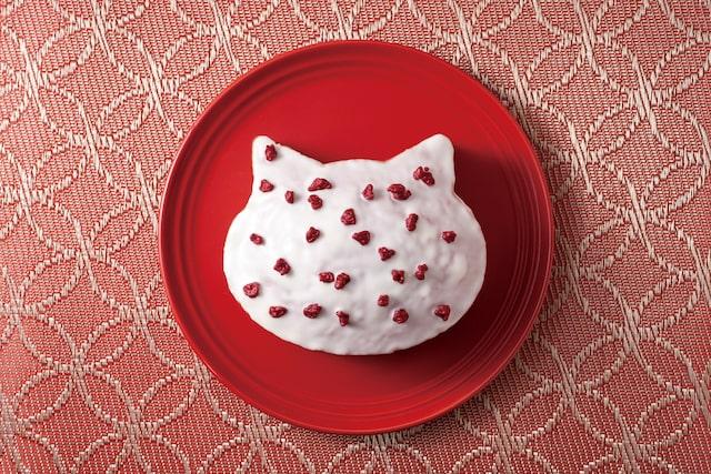 フランボワーズのいろねこバターケーキ by ブルージン