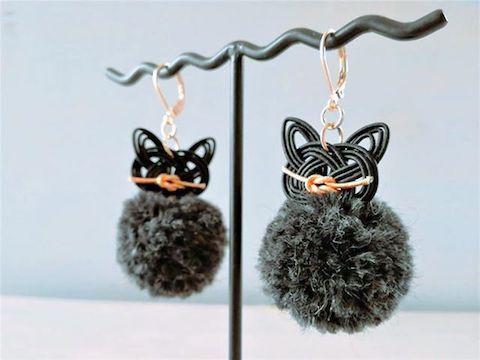 にゃんこまつりで販売される猫グッズ例2