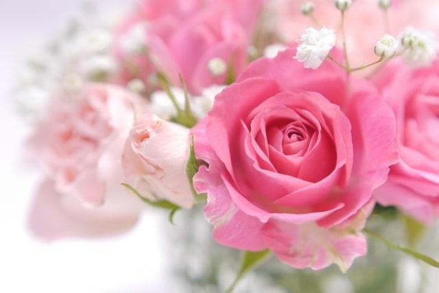 愛妻の日に贈る花束のイメージ