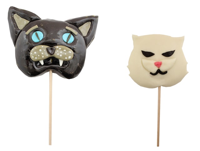 職人さんが手作りした猫ロリポップキャンディ bypapabubble(パパブブレ)