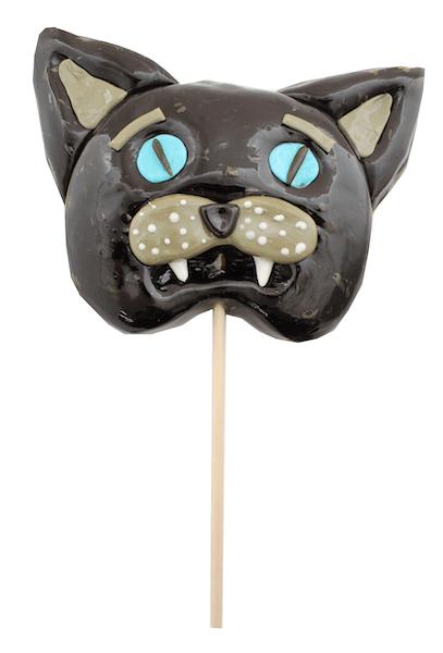 黒猫のロリポップキャンディ bypapabubble(パパブブレ)