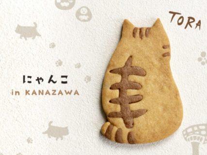 茶トラの背中をモチーフにしたお菓子、金沢の人気ネコ土産が期間限定で通販開始
