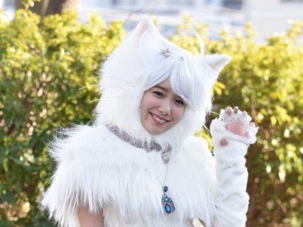 飯豊まりえの白猫ショット&監督によるイラスト原案を初公開「映画トラさん」