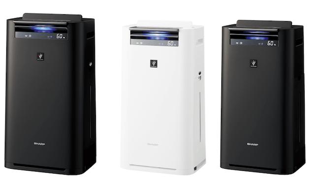 プラズマクラスター加湿空気清浄機 KI-JS70-H(グレー系)、KI-JS50-W(ホワイト系)、KI-JS50-H(グレー系)