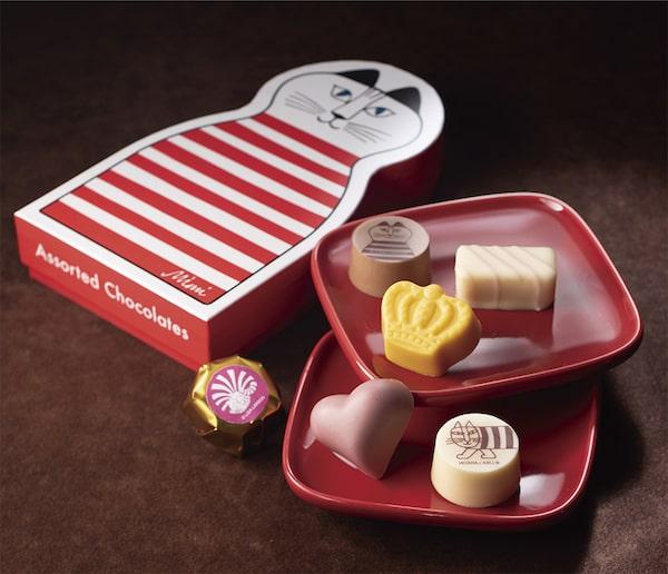 ユーハイム×リサ・ラーソンのバレンタイン、アソーテッドチョコレート