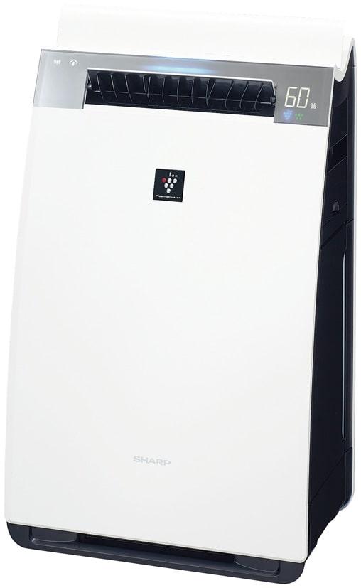 加湿空気清浄機・KI-JX75-W(ホワイト系)の製品画像