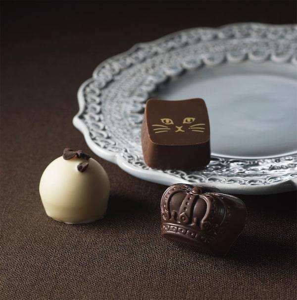 メリーチョコレート「マ プティット ミネット~Ma Petite Minette~」のミネットクロンヌ製品イメージ