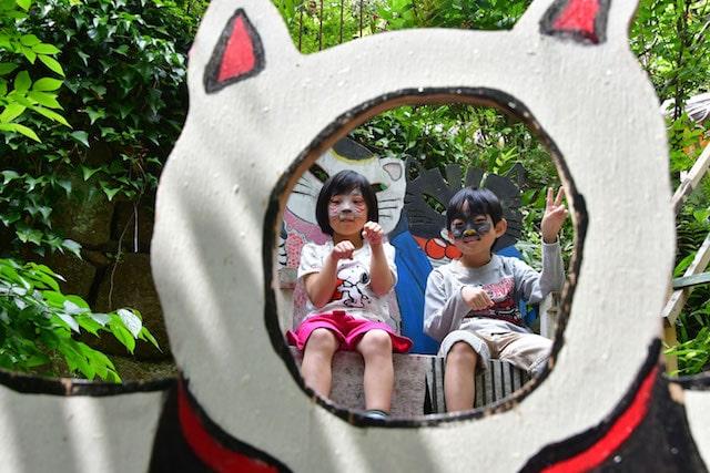 尾道イーハトーヴ 園山春二 特別賞 「かわいい子猫」