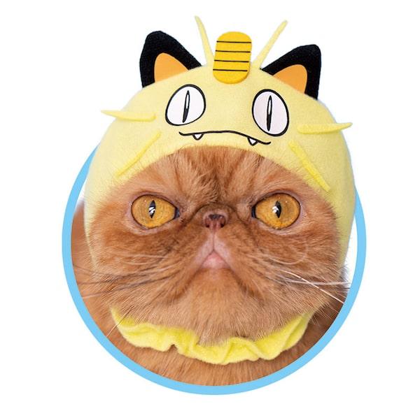 ニャース by かわいい猫のかぶりもの