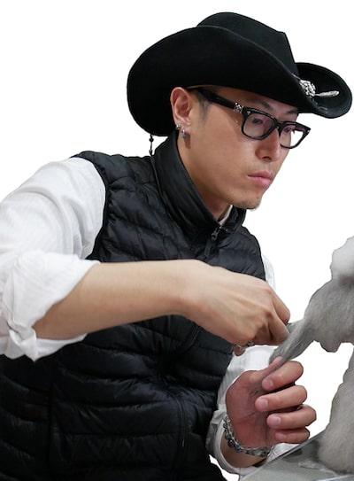 カリスマトリマーとして有名な菊池亮さん
