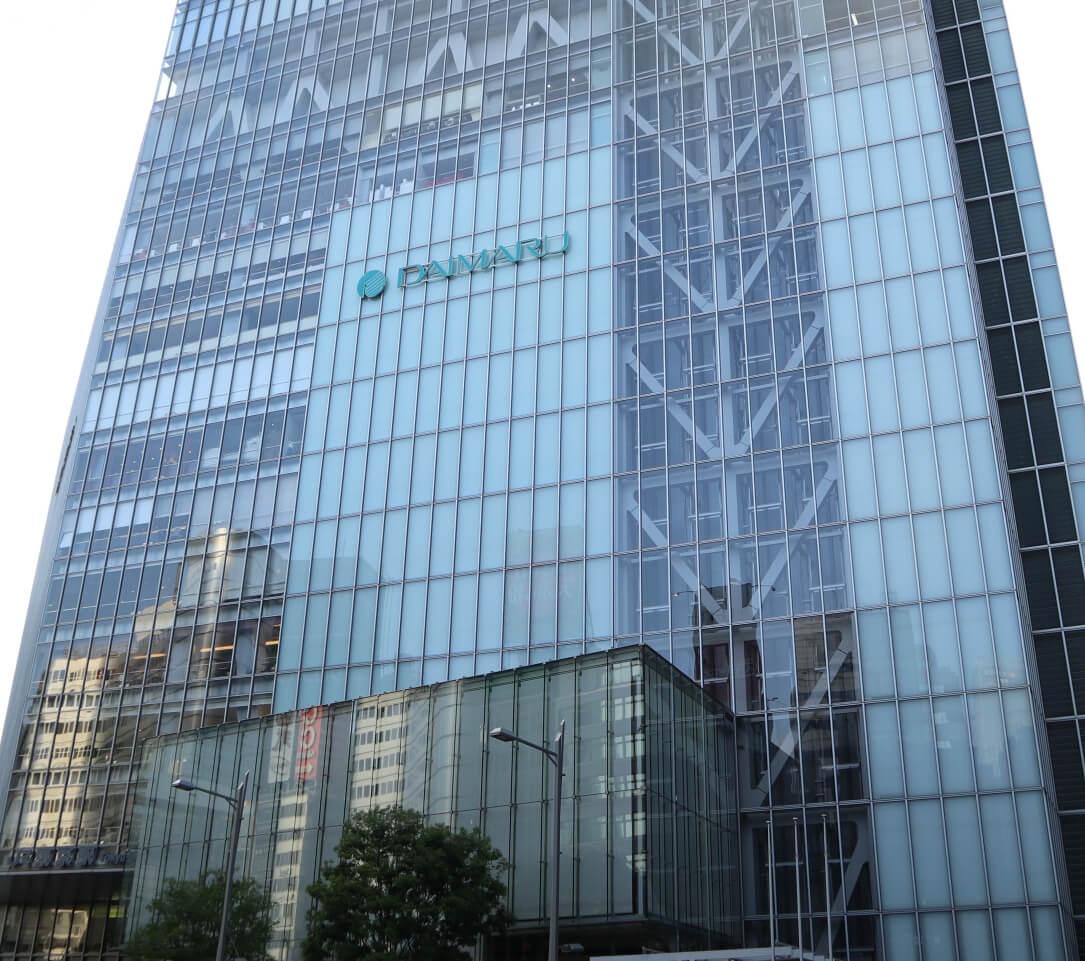 大丸東京店の外観イメージ