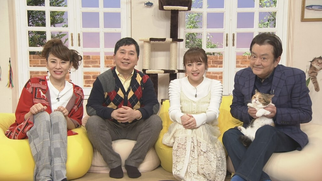 ネコ好きな出演者が大集合「にゃんとオドロキ!ねこの歴史」NHK BSプレミアムで2/20放送