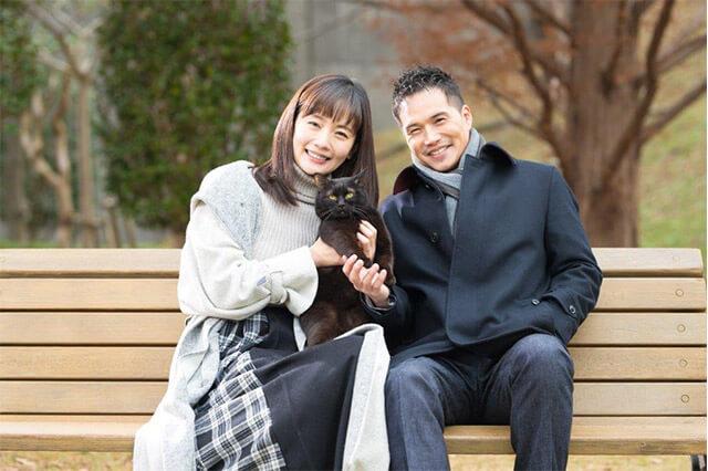 NHK BSプレミアムで放送されるスペシャルドラマ「捨て猫に拾われた男」