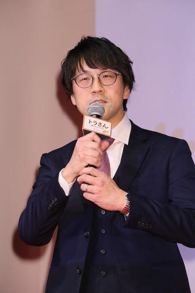 映画「トラさん~僕が猫になったワケ~」で監督を努めた筧 昌也