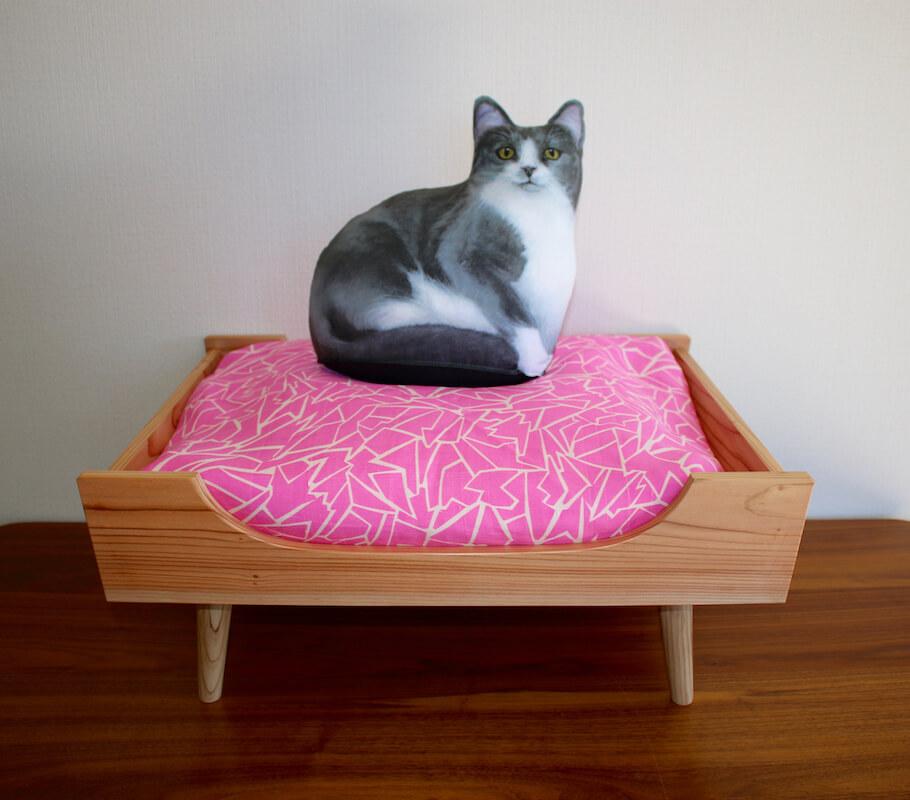 猫用ベッド「キャットセンチュリーモダン・ネコベッド」
