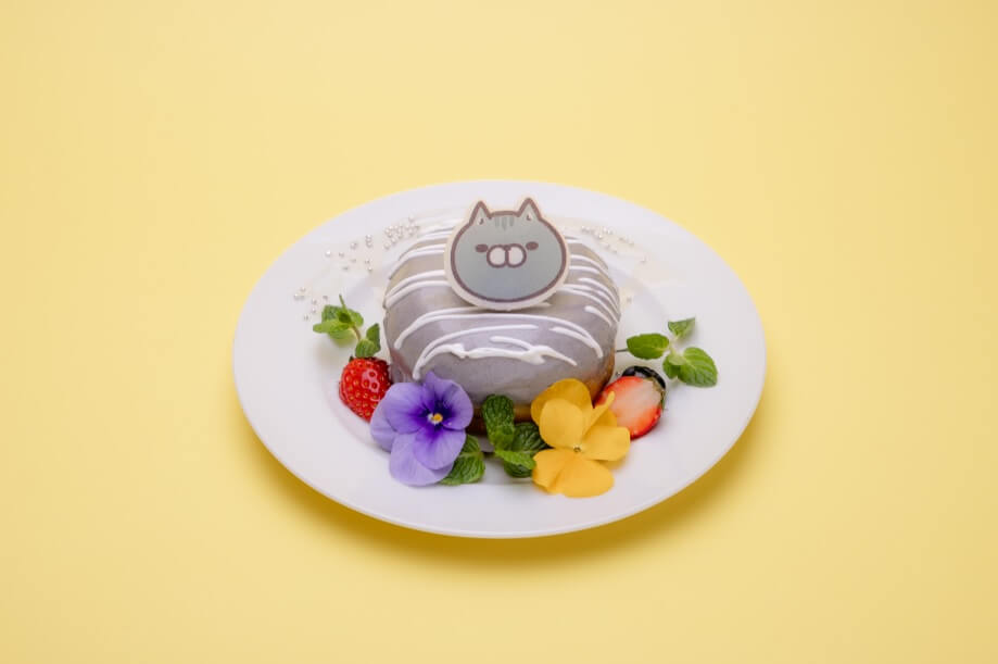 ボンレス猫すっぽりドーナツ by ボンレスカフェ