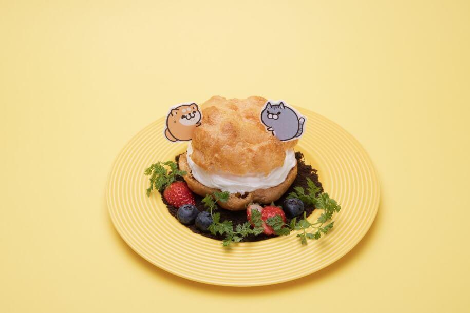 ボン・レ・シュークリーム by ボンレスカフェ