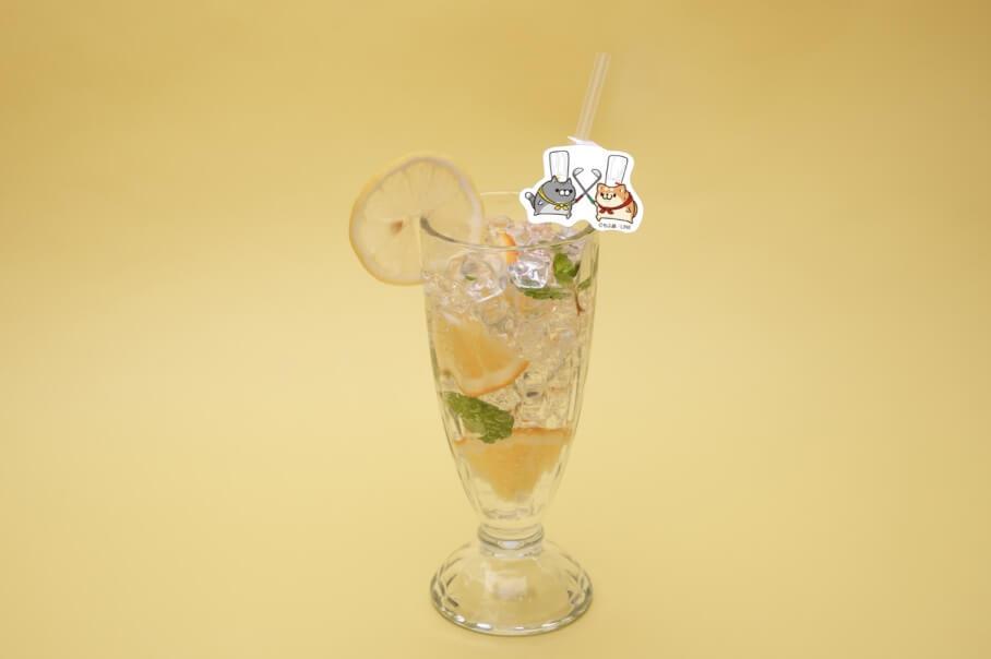ボンレスフルーツインモヒート by ボンレスカフェ