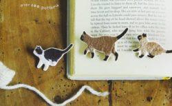 かわいい猫の手芸ワークショップが2月10日に開催@紀伊國屋書店新宿本店