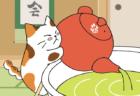 尻尾がみたらし団子の猫キャラ「みたらしちゃん」の期間限定ショップがオープン