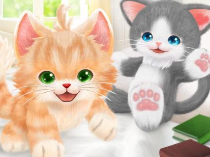 猫と家族になっていくゲーム「ネコ・トモ」猫の日記念で22%オフセール実施中