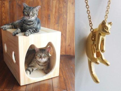 オーダーメイドもできるニャ!Creemaの猫作品を集めた期間限定ショップが登場