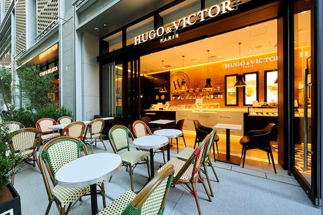 HUGO & VICTOR(ユーゴ&ヴィクトール)の店舗イメージ