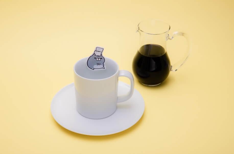 ボンスネコーヒー by ボンレスカフェ