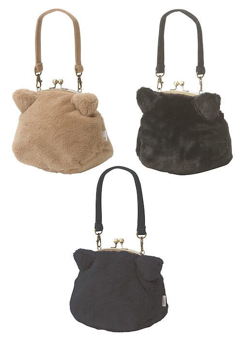 ルートートの猫のトートバッグ「EU.ベビールー マテリアル-A」