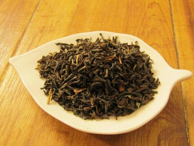 ダージリンの茶葉のイメージ写真