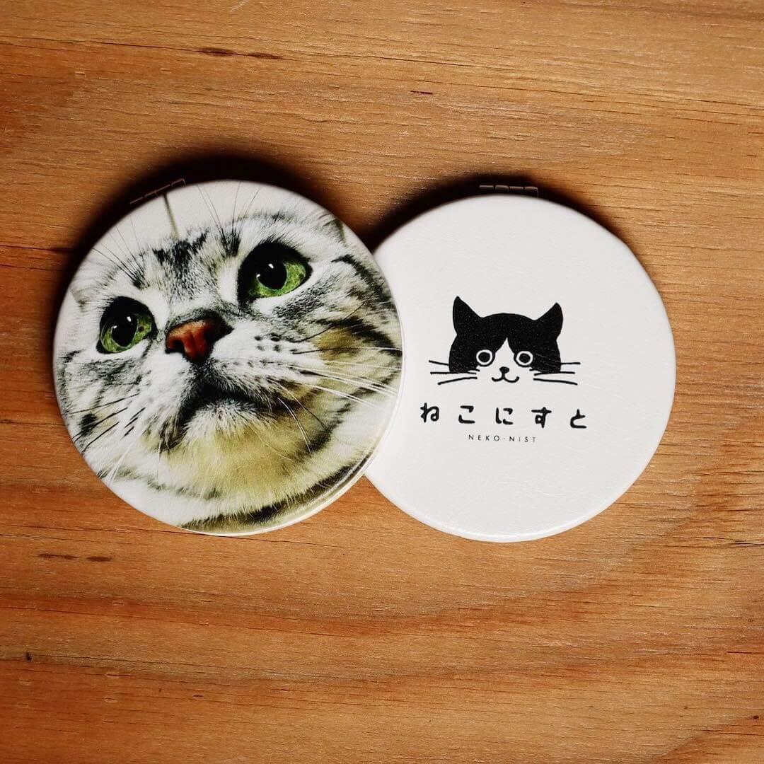 人気猫ココちゃん(@chayako.coco)をモデルにした猫グッズ2